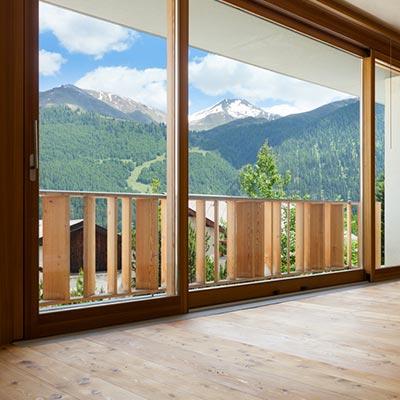 Caratteristiche dei serramenti in legno